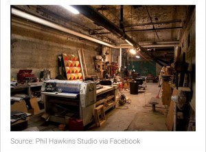 Vault studio