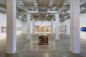 Bemis Center group Exhibition